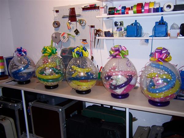 Geschenke Im Ballon Funworld Alfahostingfunworld Alfahosting